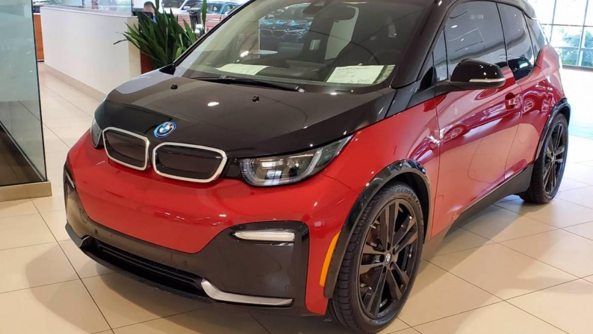 2018 BMW i3 WBY7Z8C51JVB87393