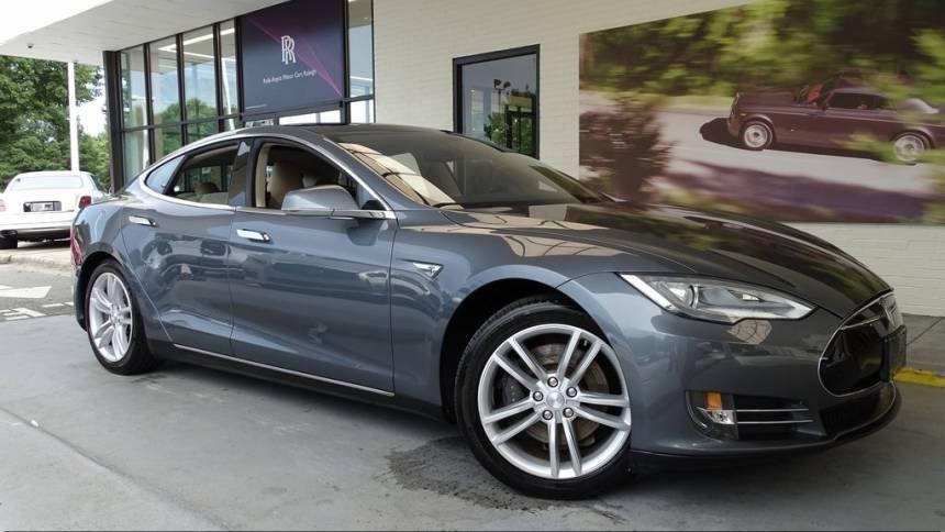 2013 Tesla Model S 5YJSA1CGXDFP24273