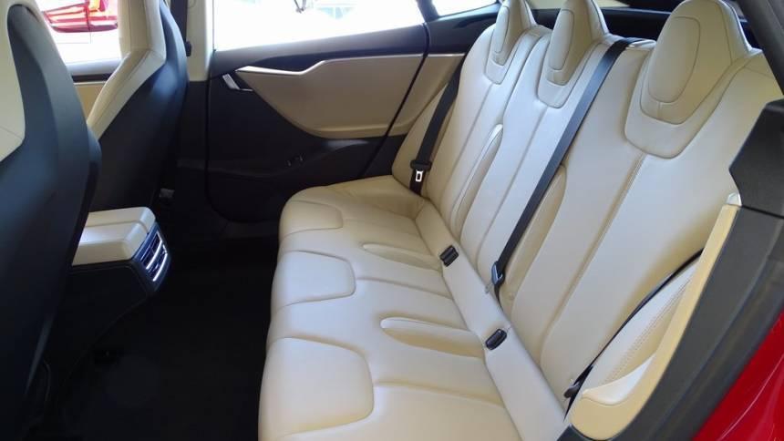 2014 Tesla Model S 5YJSA1H17EFP40727