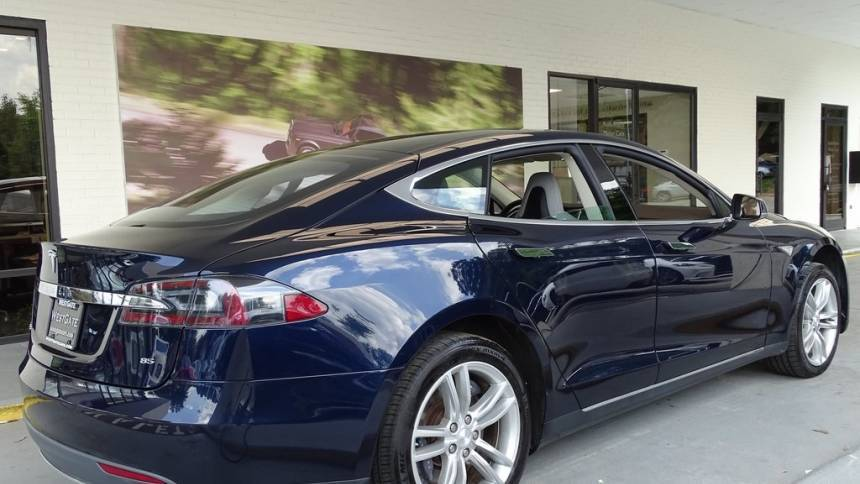 2014 Tesla Model S 5YJSA1H18EFP51588