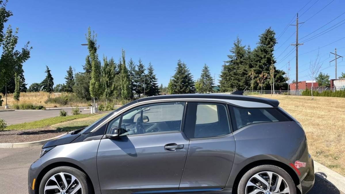 2018 BMW i3 WBY7Z4C59JVD95823