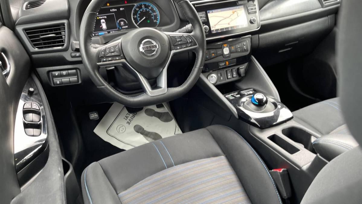 2019 Nissan LEAF 1N4AZ1CP0KC310116