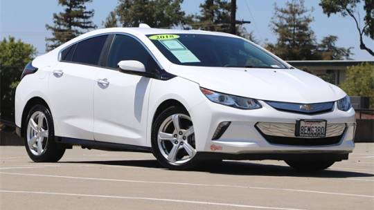 2018 Chevrolet VOLT 1G1RC6S56JU143919