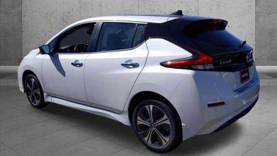 2020 Nissan LEAF 1N4BZ1CP4LC302137