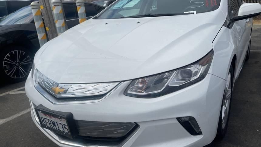 2018 Chevrolet VOLT 1G1RC6S5XJU157192