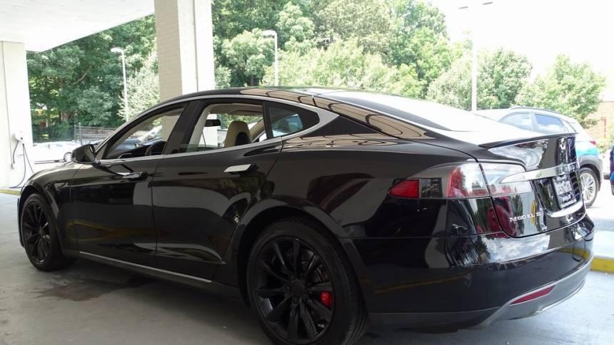 2014 Tesla Model S 5YJSA1H15EFP36854