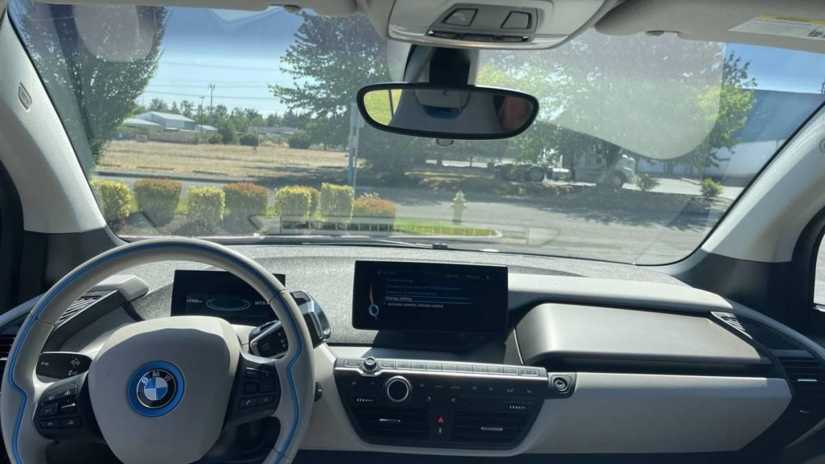2015 BMW i3 WBY1Z4C54FV502786