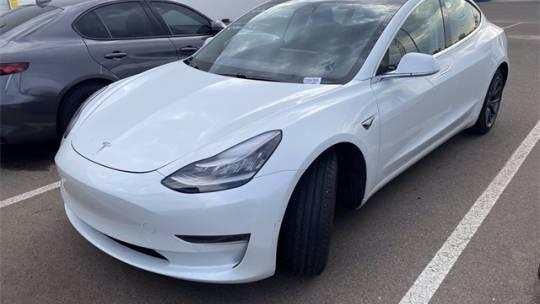 2019 Tesla Model 3 5YJ3E1EA4KF483017