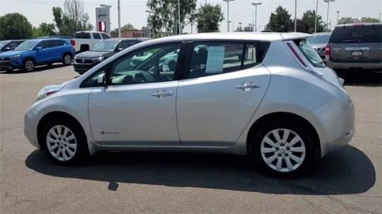 2015 Nissan LEAF 1N4AZ0CP0FC305577