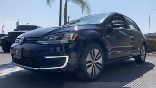 2019 Volkswagen e-Golf WVWKR7AU3KW911884