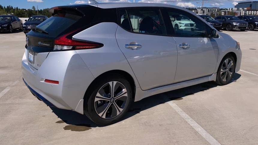 2020 Nissan LEAF 1N4AZ1CP1LC308764