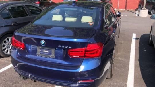 2018 BMW 3 Series WBA8E1C53JA178317