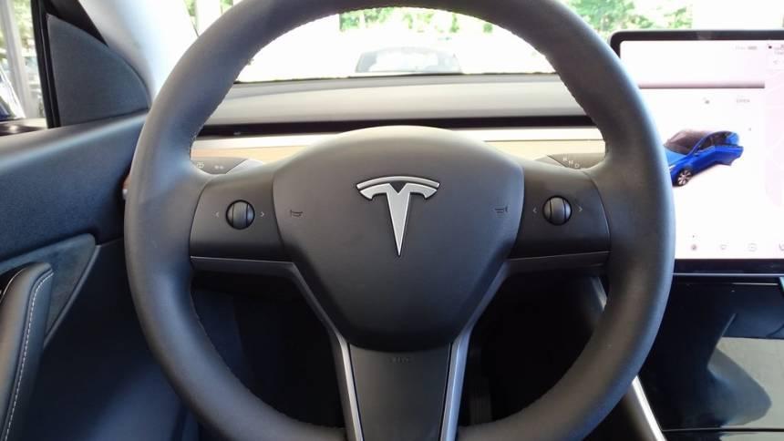 2020 Tesla Model Y 5YJYGDEFXLF001942