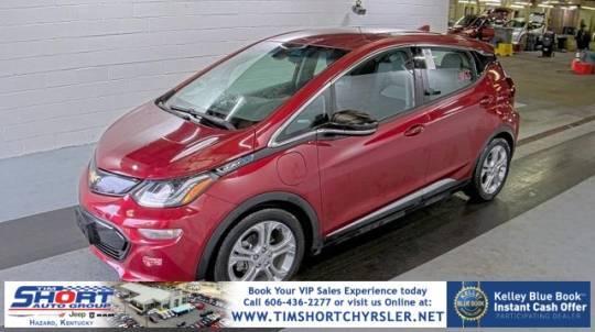 2017 Chevrolet Bolt 1G1FW6S01H4158627