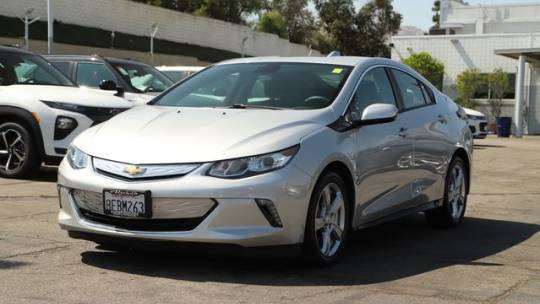 2018 Chevrolet VOLT 1G1RC6S52JU145523