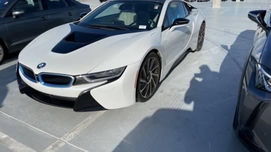 2014 BMW i8 WBY2Z2C53EVX64645