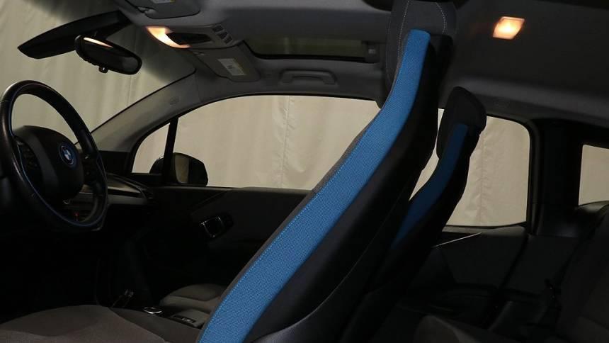 2018 BMW i3 WBY7Z4C55JVD96404