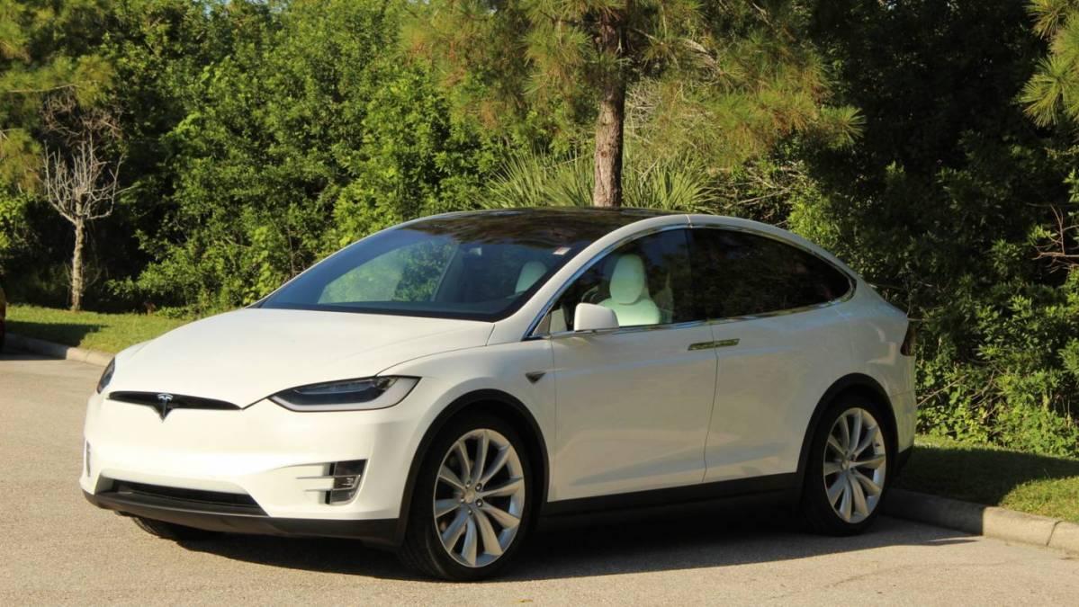 2016 Tesla Model X 5YJXCAE20GF017947