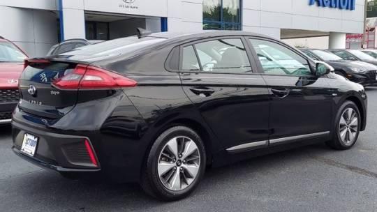 2019 Hyundai IONIQ KMHC65LD0KU173452