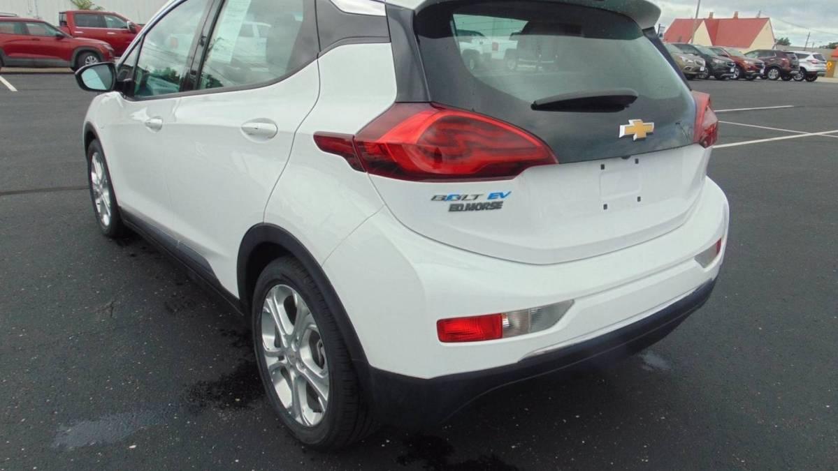 2017 Chevrolet Bolt 1G1FW6S05H4173387