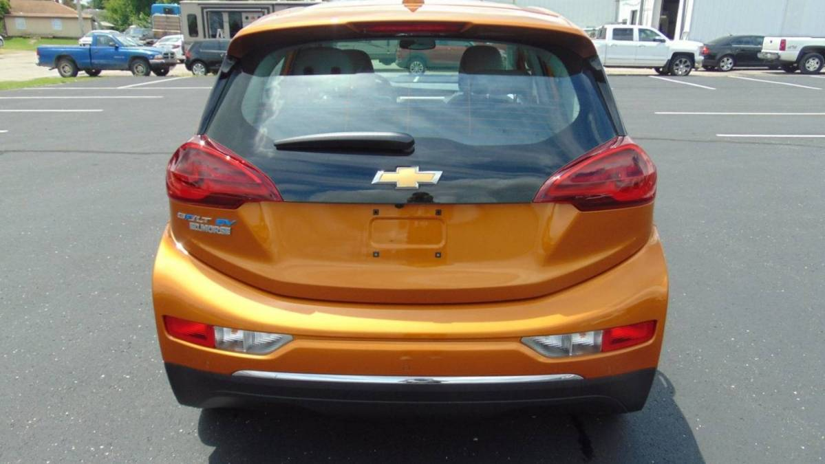 2017 Chevrolet Bolt 1G1FW6S03H4184887