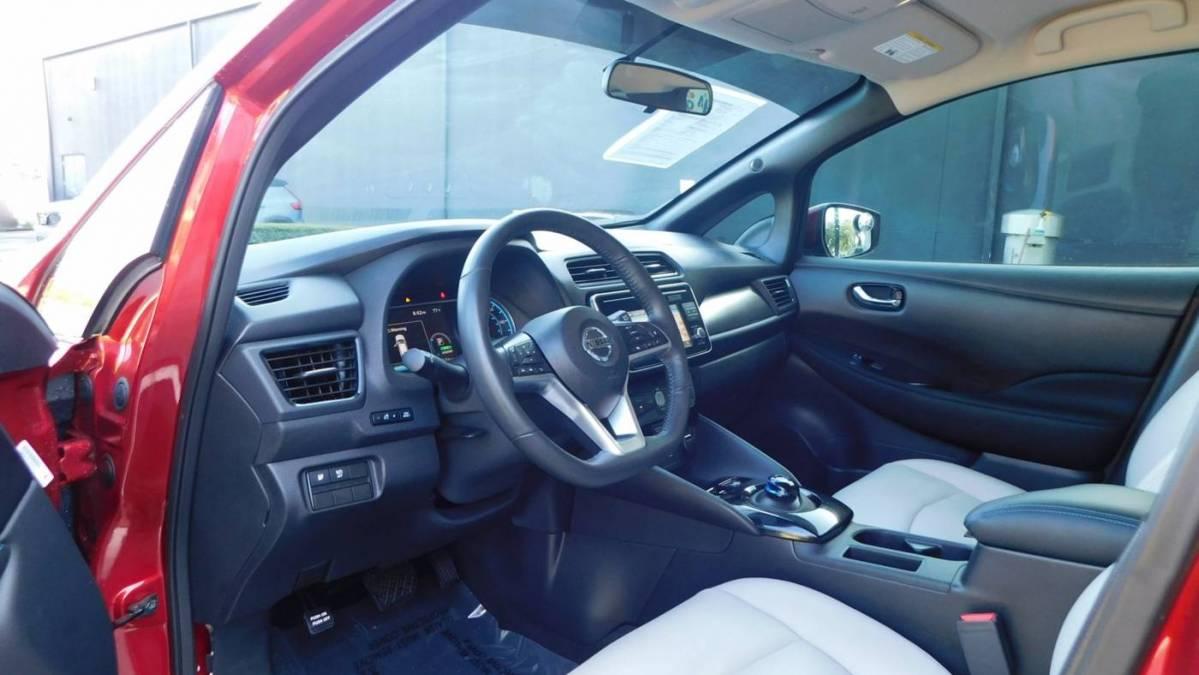 2019 Nissan LEAF 1N4AZ1CP4KC307462