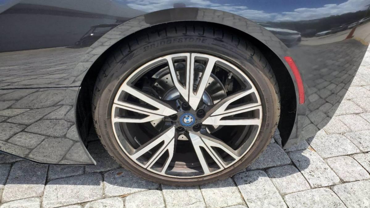 2019 BMW i8 WBY2Z4C55KVB81780