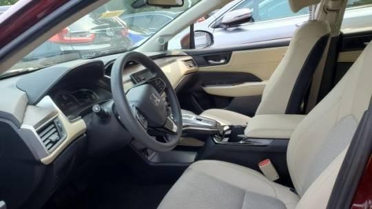2018 Honda Clarity JHMZC5F17JC012012