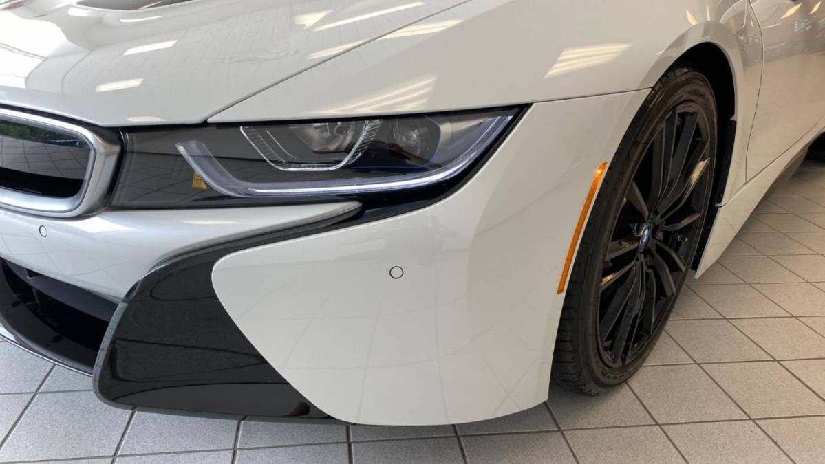 2019 BMW i8 WBY2Z6C55K7D01898