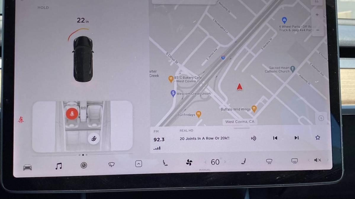 2019 Tesla Model 3 5YJ3E1EA1KF306103
