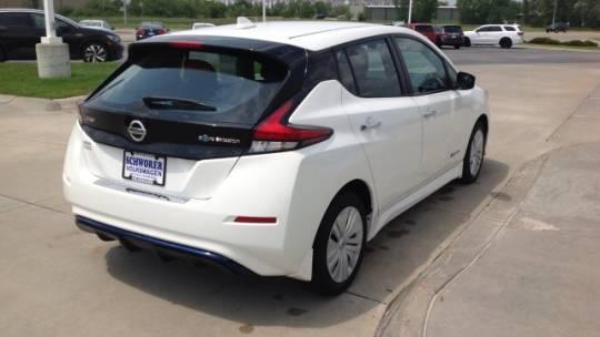 2018 Nissan LEAF 1N4AZ1CPXJC310381