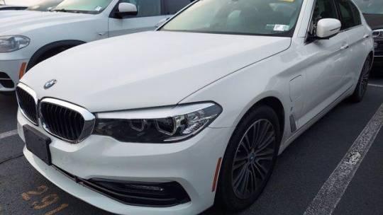 2018 BMW 5 Series WBAJB1C52JB083719