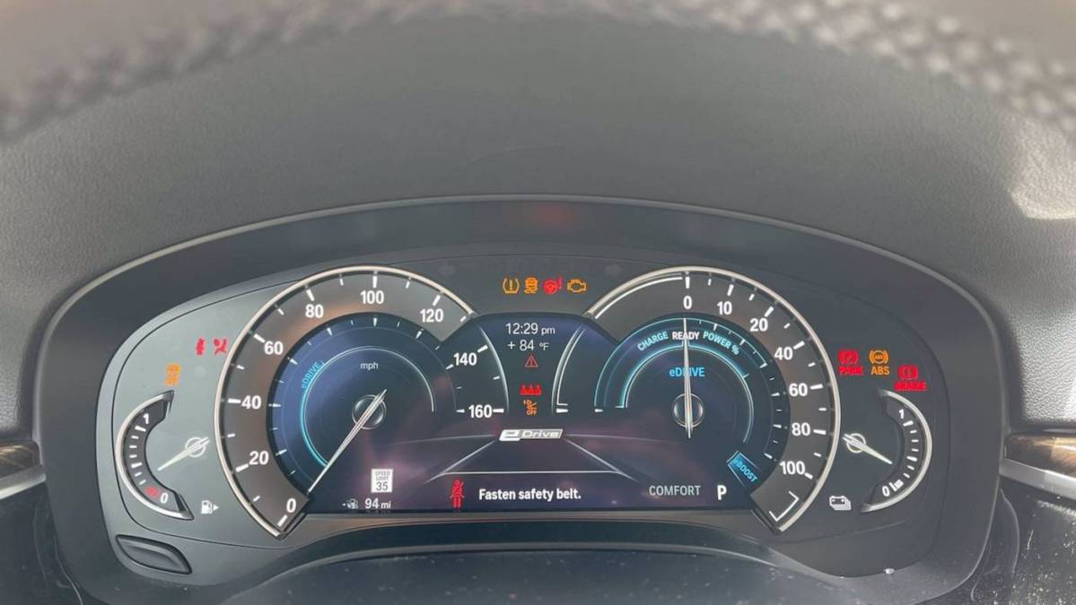 2019 BMW 5 Series WBAJB1C55KB375334