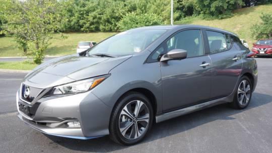 2020 Nissan LEAF 1N4BZ1CP0LC305326