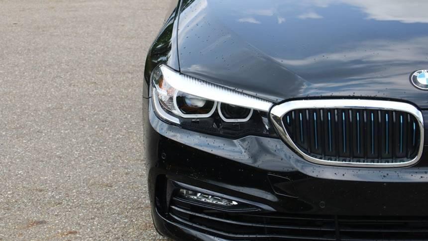 2018 BMW 5 Series WBAJB1C58JB083739