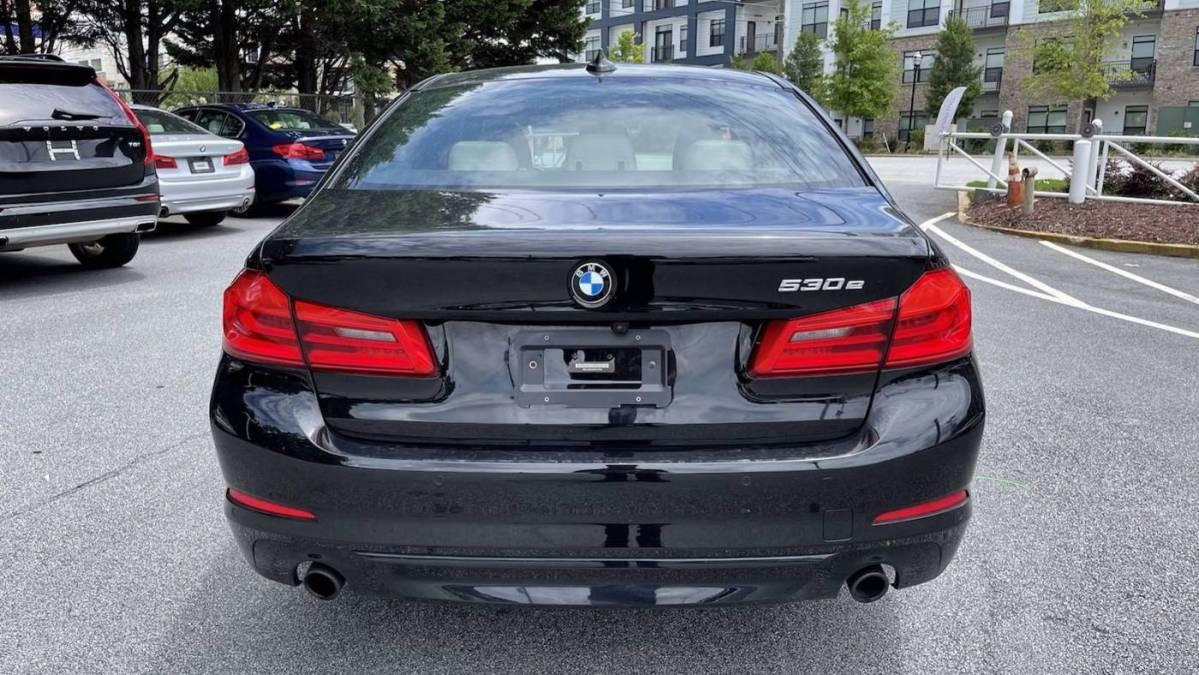 2018 BMW 5 Series WBAJA9C58JB251610