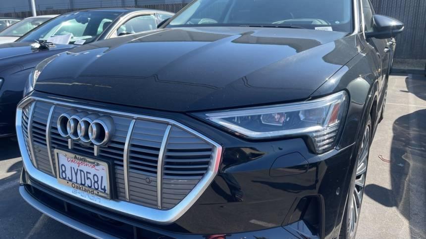 2019 Audi e-tron WA1VAAGE0KB005890