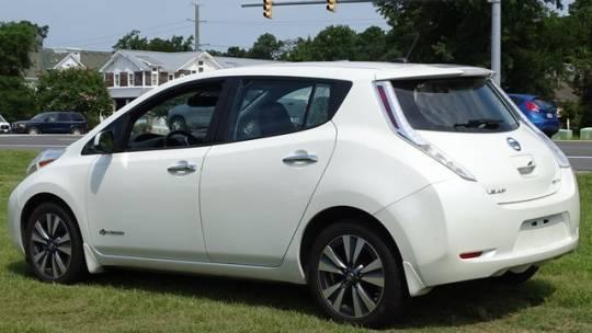 2016 Nissan LEAF 1N4BZ0CP3GC312416