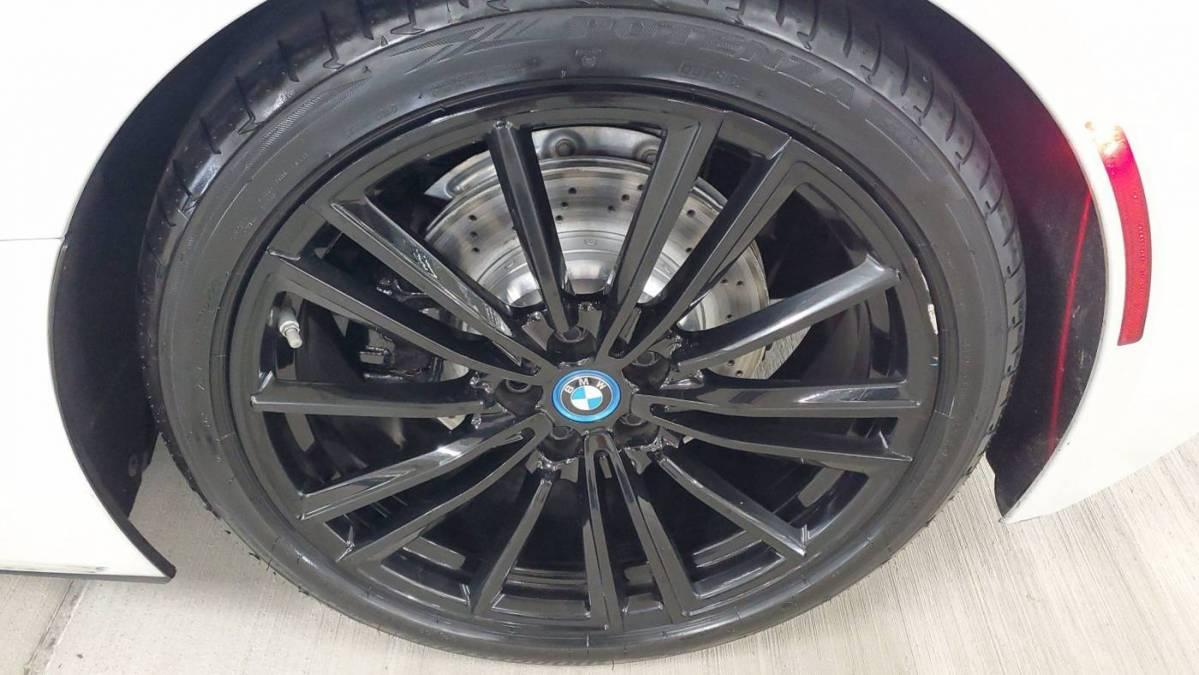 2019 BMW i8 WBY2Z6C52KVG97932