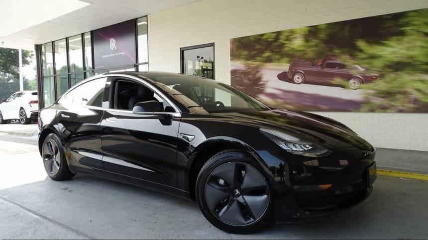 2018 Tesla Model 3 5YJ3E1EA9JF101417