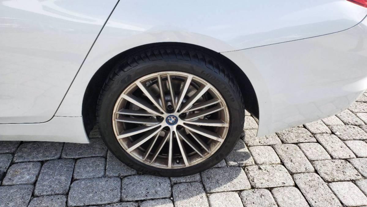 2019 BMW 5 Series WBAJA9C50KB254552