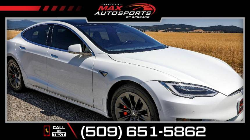 2018 Tesla Model S 5YJSA1E45JF298863