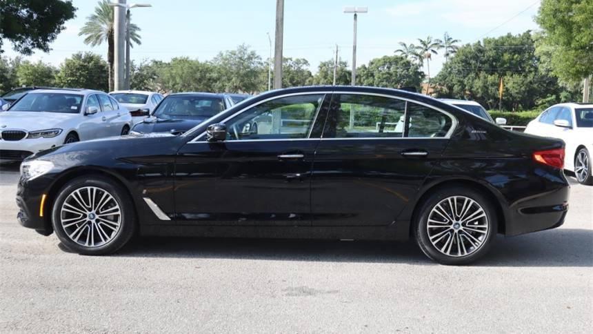 2018 BMW 5 Series WBAJA9C55JB251998