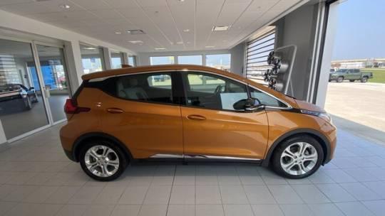 2018 Chevrolet Bolt 1G1FW6S06J4104911