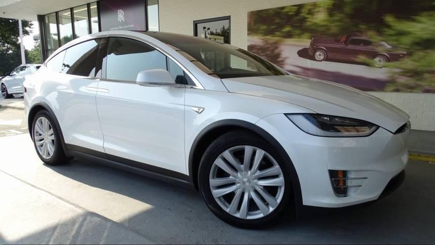 2016 Tesla Model X 5YJXCBE26GF007820
