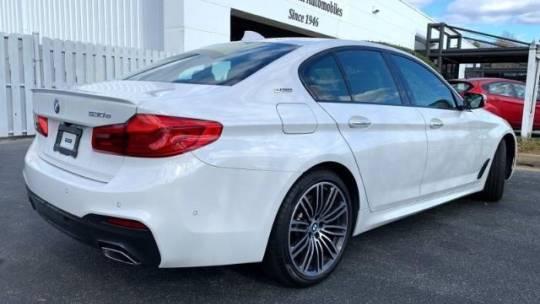 2018 BMW 5 Series WBAJA9C53JB033316