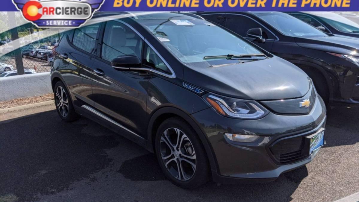 2017 Chevrolet Bolt 1G1FX6S09H4179240