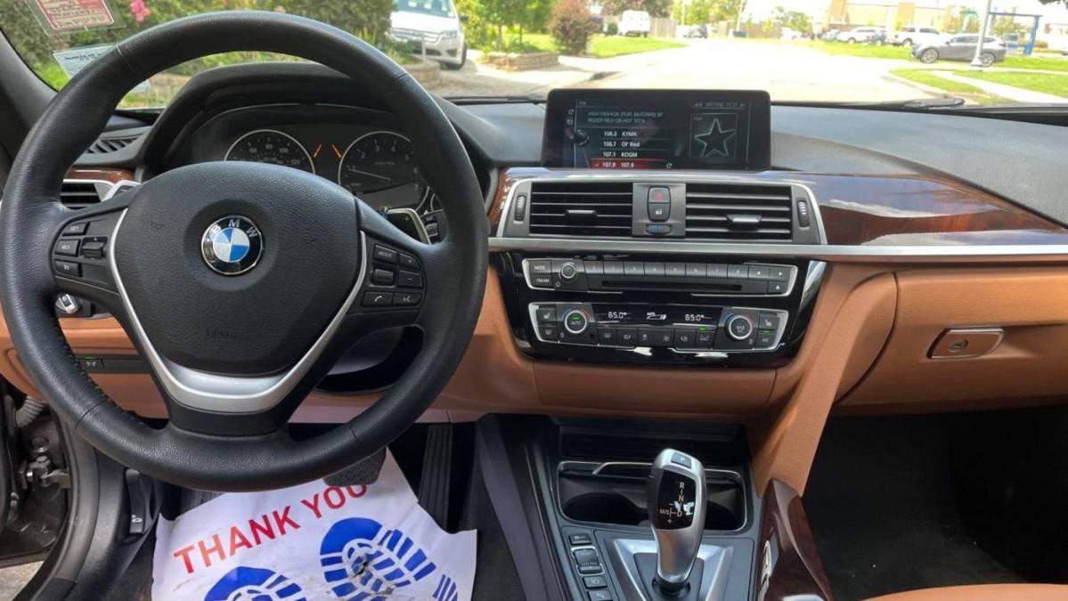 2017 BMW 3 Series WBA8E1C38HA156449