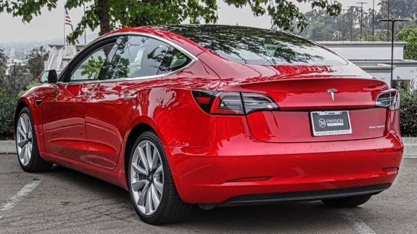 2019 Tesla Model 3 5YJ3E1EB9KF194448