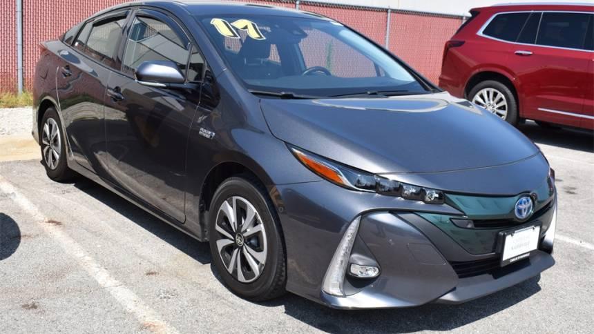 2017 Toyota Prius Prime JTDKARFP6H3059241